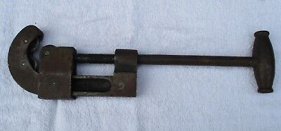 """VINTAGE RECORD PIPE CUTTER No 102  -  1/2"""" - 2"""" INCH CUTTER"""