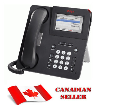9c5f913606f7f8 AVAYA 9630 G VOIP PoE GLOBAL IP TELEPHONE BUSINESS OFFICE PHONE +STAND+HANDSET