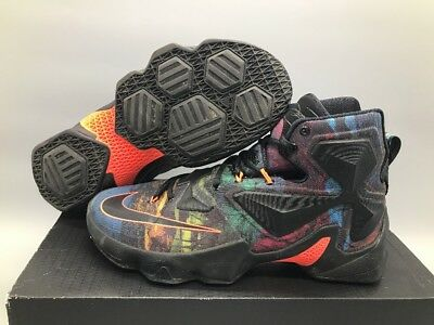 new concept 2d865 382a7 Nike LEBRON 13 XIII