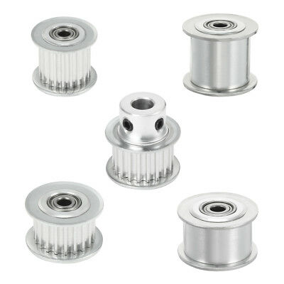 Aluminum 3M20T 3mm Bore Timing Pulley Idler Synchronous Wheel for 11mm 16mm Belt