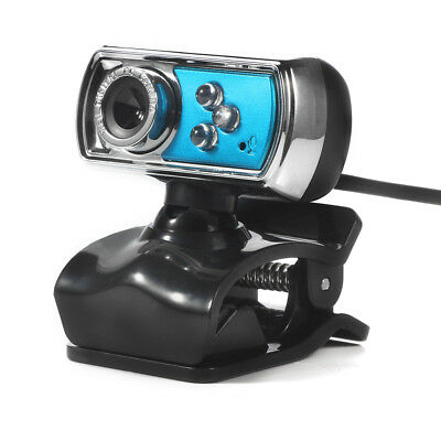 Full HD USB 12.0MP Webcam Video Camera With Microphone Mic for PC Laptop Skype