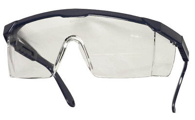Schutzbrille Original made in Germany Klar En166 Transparent Protection Brille