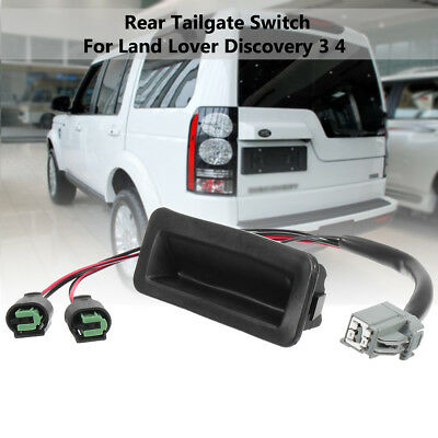 Rear Tailgate Door Release Handle Switch For Land Rover Discovery 3 & 4 LR015457