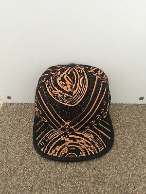 a930d483484 Supreme Rare 6 Panel Camp Cap 5 Box Hat Limited Edition Bape Off White Huf