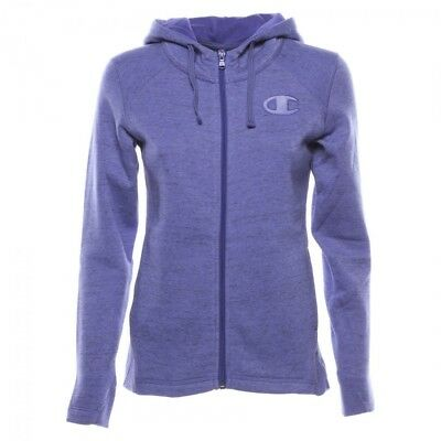 Felpa Donna Full Zip Hooded Champion