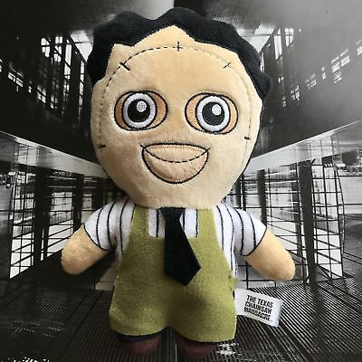 7.5 inch Kidrobot NECA The Texas Chainsaw Massacre Soft Plush Doll Toy A