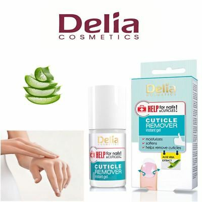 Professional Gel Cuticle Remover Softening Formula Cuticle Nails Care 11ml