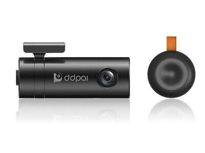 Dashcam DDPai Mini, schwarz, WiFi, Full-HD, 1080p, Smartphone App