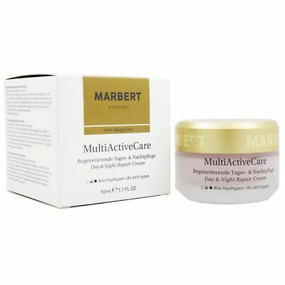 Marbert Multi Active Care Day & Night Repair Cream 50ml - regenerierende Wirkung