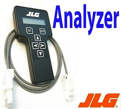 NEW JLG 2901443 & 1600244 Analyzer / Diagnostic Tool - JLG  2901443 & 1600244