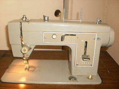 VINTAGE SEARS KENMORE Sewing Machine In Cabinet Model 40 Works Best Antique Kenmore Sewing Machine With Cabinet
