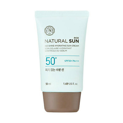 [The Face Shop] (Sample)Natural Sun Eco Sebum Control Moisture Sun SPF50+/PA++++