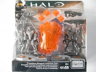 Halo Promethean Weapons Customizer Pack
