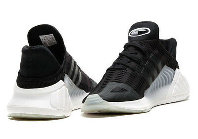 new product 48e4b 157b9 ADIDAS CLIMACOOL 02.17 BZ0249 Black White Color Way Mens Shoes Size 9 NEW !
