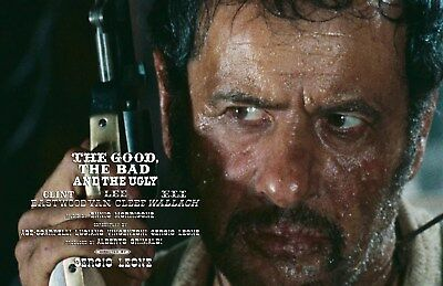 the Bad and the Ugly UNSIGNED 11x17 PHOTO #4  Clint Eastwood The Good