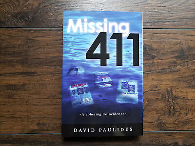 New! Missing 411 David Paulides - A Sobering Coincidence Drowning Paperback Book