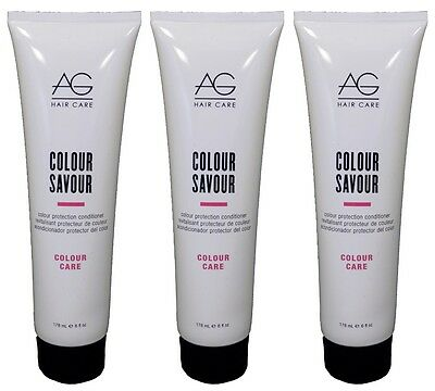 AG - Colour Savour Conditioner 6 oz (Pack of 3)
