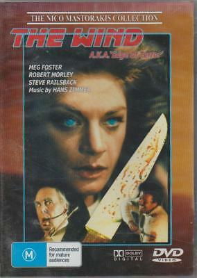 The Wind A.K.A Edge of Terror BRAND NEW AND SEALED DVD REGION ALL PAL SYSTEM