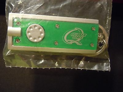 Quaker State Promo Keychain With Light