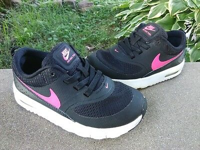 reputable site 547b5 d61e9 NIKE AIR Max Thea Athletic Shoes Sneakers Toddler Girls size 9C Low top Kids  sho