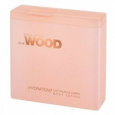 DSquared2 She Wood (Hydration)2 Body Lotion 200ml. Brand New