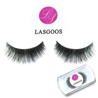 Multi Pairs Boxed Big Eye Non-magnetic 3D Mink Fur Falae Lashes Eyelashes #002