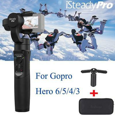 Isteady Pro 3-Axis Handheld Gimbal Stabilizer For Gopro 6/5 Sport Action Camera