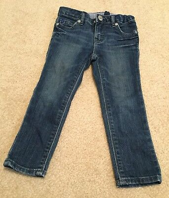 Baby Gap Jeans Size 2 Years Boys/Girls Great Condition Adjustable