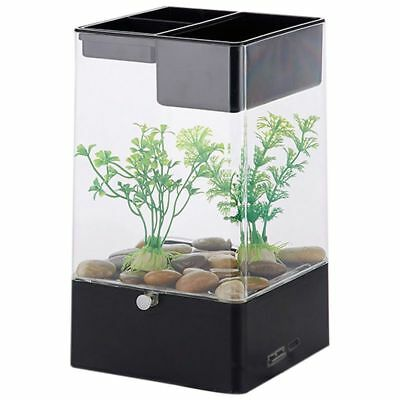 LED Light Square USB Interface Aquarium Ecological Office Desk Fish Tank Fi I5I1