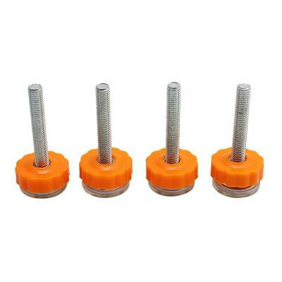 4PCS Replacement Parts Security Baby Safety Gate Bolts Caps Screws Kit T