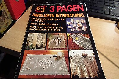3 Pagen Häkelnideen International