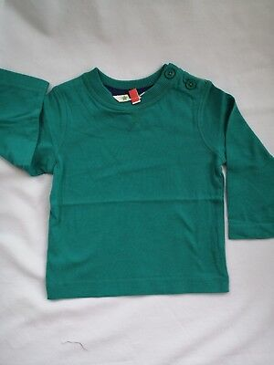 New Ex John Lewis Baby Boys Toddler Long Sleeve T-Shirt Age 0-3 Months - 3 Years