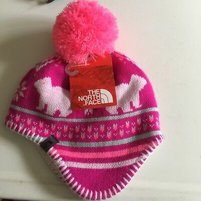 b275ae478 THE NORTH FACE Baby Nugget Beanie Girls XX-small new with tags ...