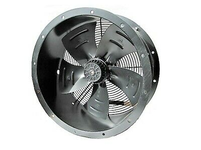 "Industrial Commercial Cased Axial Extractor Duct Fan 8"", 10"", 12"", 16"" And 20"""