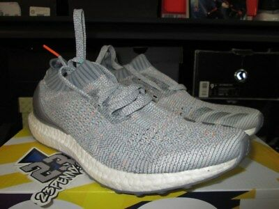 half off 95f26 279ac Sale Adidas Ultra Boost Uncaged Light Grey Mid White Bb4489 Size 8 New