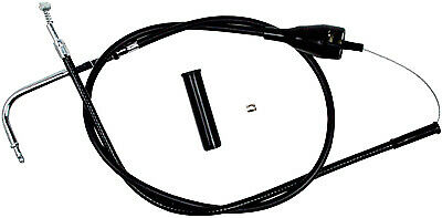 Black Vinyl Idle Cable with Cruise Control Switch 02-07 Road king Electra Glide