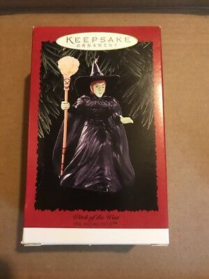 Hallmark Keepsake Wizard of Oz Ornament - Witch of the West - from 1996
