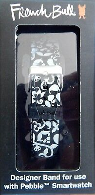 French Bull Designer Band Vines For Pebble Smart Watch New Sealed