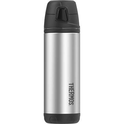 Black Element5 Stainless Steel, Insulated Double Wall Bottle 16 Ounce