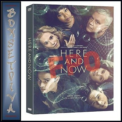Here And Now Complete Season 1 - First Season   ***Brand New Dvd