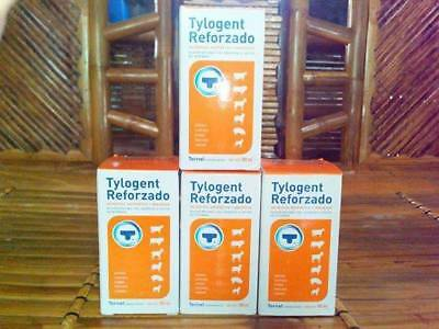 Tornel - Tylogent Reforzado 100ml for Poultry/Cattle/Gallos