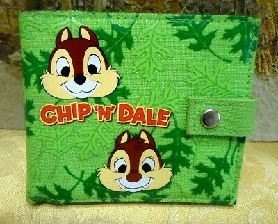 Disney Store Hong Kong Chip and Dale Wallet Chip & Dale