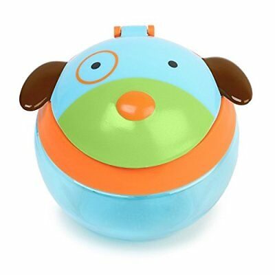 Skip Hop Baby Zoo Little Kid/Toddler Snack Cup, Darby Dog