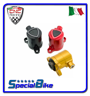 Ducati 1098 / S 2007 > 2008 Attuatore Frizione Cnc Racing 28 Mm Ergal Carbon