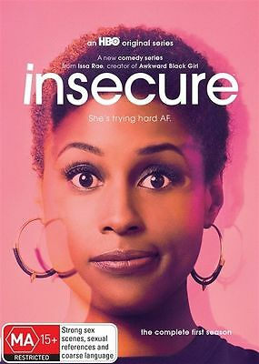 Insecure - Season 1   DVD   Region 4   Brand New & Sealed   Free Shipping