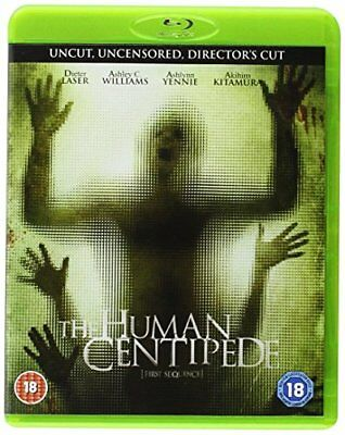 The Human Centipede [First Sequence] Directors Cut [Blu-ray]