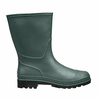Briers Traditional Short Boot - Size Green, 9
