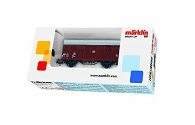 Mrklin start up Boxcar