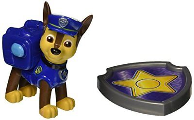 Paw Patrol Action Pack Pup  Badge - Chase