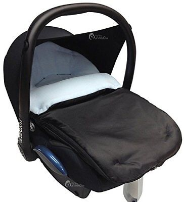 Car Seat Footmuff  Cosy Toes Compatible with Mamas and Papas Light Blue